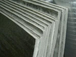 Базальтовый картон БВТМ-К/Ф1 (в обк. фольгой с 1 стороны)
