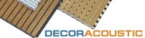 Decor Acoustic (Декор Акустик) Перфорированные панели из MDF шпонированные