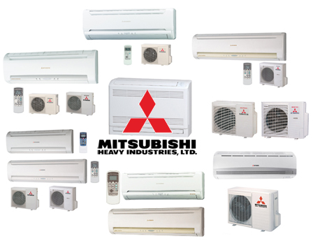сплит системы MITSUBISHI HEAVY INDUSTRIES