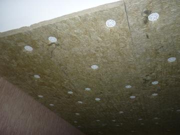 Шуманет-БМ смонтирован на потолок