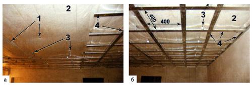 термозвукоизол для звукоизоляции потолка