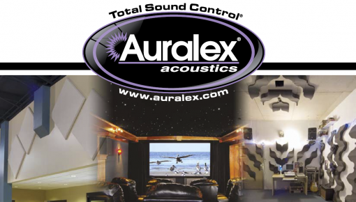Звукоизоляция Auralex