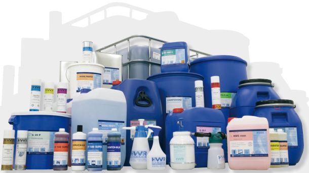 Моющие и чистящие средства HWR Chemie