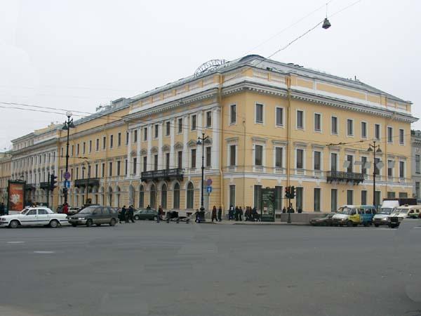 Здание ПРОМСТРОЙБАНКА