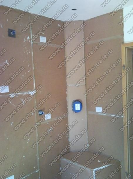 Панели Фонстар (Phonestar) монтаж в ванной комнате на стену