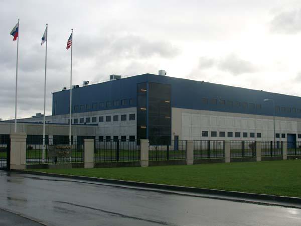 Фабрика по производству жевательной резинки «Wrigley»