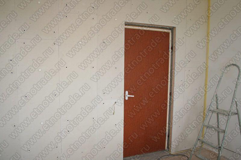 ЗИПС-панели смонтированы на стену