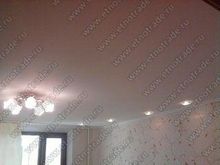 Шумоизоляция квартиры - потолок