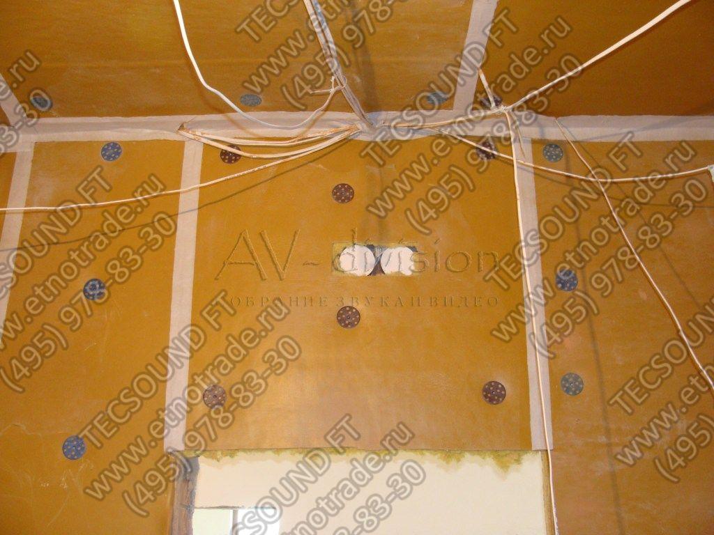 Tecsound FT монтаж на стену