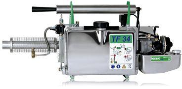 генератор горячего тумана igeba tf34