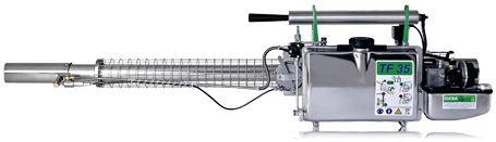 термомеханический генератор тумана tf35e