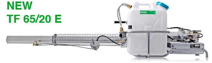 Генератор горячего тумана IGEBA TF65