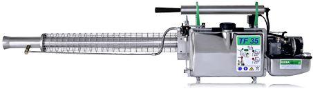 термомеханический генератор тумана tf-w35
