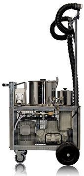 генератор холодного тумана igeba u-15e