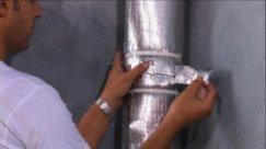 Звукоизоляция труб Тексаунд FT55AL